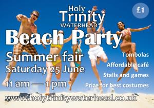 2016-05-25 -- Beach party