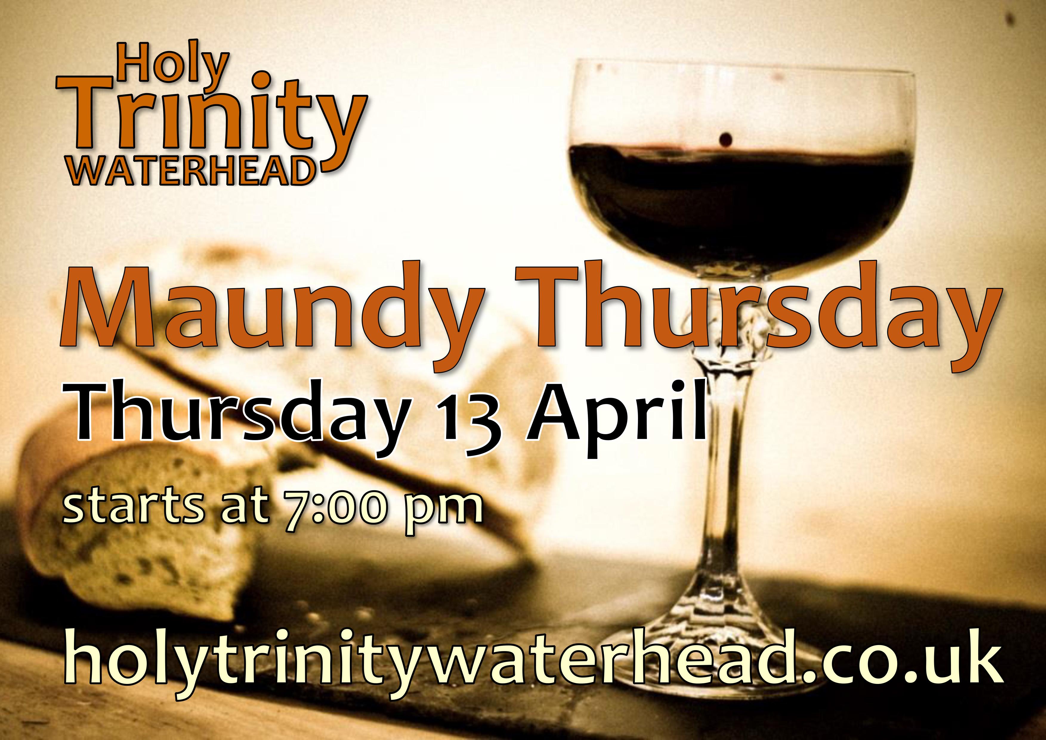 maundy thursday - photo #27