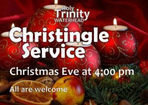2017-12-24 -- Christingle services