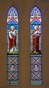 Holy Trinity Church, Waterhead - Broadbent window