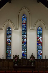 Holy Trinity Church, Waterhead - East Window