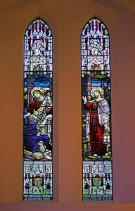Holy Trinity Church, Waterhead - Harries Jones window