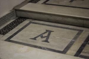 Holy Trinity Church, Waterhead - Pavement - Alpha