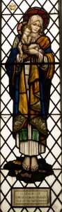 Holy Trinity Church, Waterhead - Pearson Window