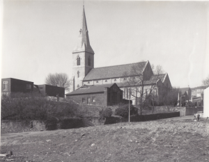 Holy Trinity Church, Waterhead - Photo of Church from 1960