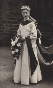 Holy Trinity Church, Waterhead - Rose Queen of 1957 - June Norton