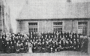 Holy Trinity Church, Waterhead - Waterhead School - 1880s